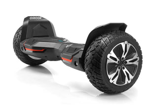 WARRIOR , THE STRONGEST HUMMER HOVERBOARD IN THE WORLD WITH METAL CASE - Segwayfun