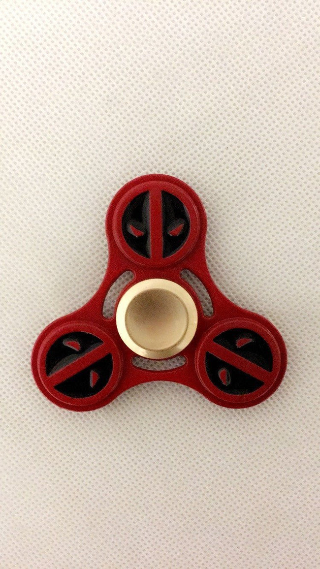 Metal Fidget Spinner - Must Have For EDC Stress Relief ADHD - Segwayfun
