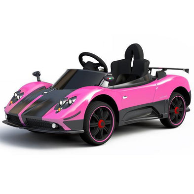 Officially Licensed 2019 12VRide On Car for Kids Remote Control - Pagani Roadster - Segwayfun