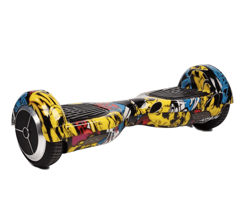 2019 Limited Edition Bluetooth Enabled 6.5 Classic hoverboard Comic HipHop Segway - Segwayfun