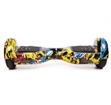Load image into Gallery viewer, 2019 Limited Edition Bluetooth Enabled 6.5 Classic hoverboard Comic HipHop Segway - Segwayfun