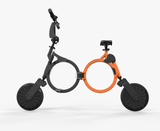 Glassbike- The World Lightest & Fastest Electric Folding Bike Scooter - Segwayfun