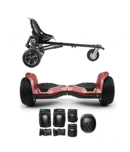 Load image into Gallery viewer, 2019 APP ENABLED All Terrain Warrior - G2 Hoverboard Off Road Hoverkart Bundle Deals - Segwayfun