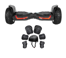 Load image into Gallery viewer, 2019 UPDATED HUMMER HOVERBOARD - WARRIOR G2 HOVERBOARD - Segwayfun