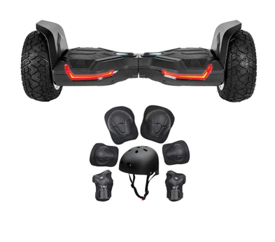 2020 UPDATED HUMMER HOVERBOARD - WARRIOR G2 HOVERBOARD - SWEGWAYFUN