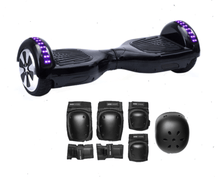 Load image into Gallery viewer, 2019 Black App Enabled Hoverboard with Samsung Battery - 35% sale Offer - Segwayfun