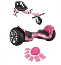 2019 APP ENABLED All Terrain Warrior - G2 Hoverboard Off Road Hoverkart Bundle Deals - Segwayfun