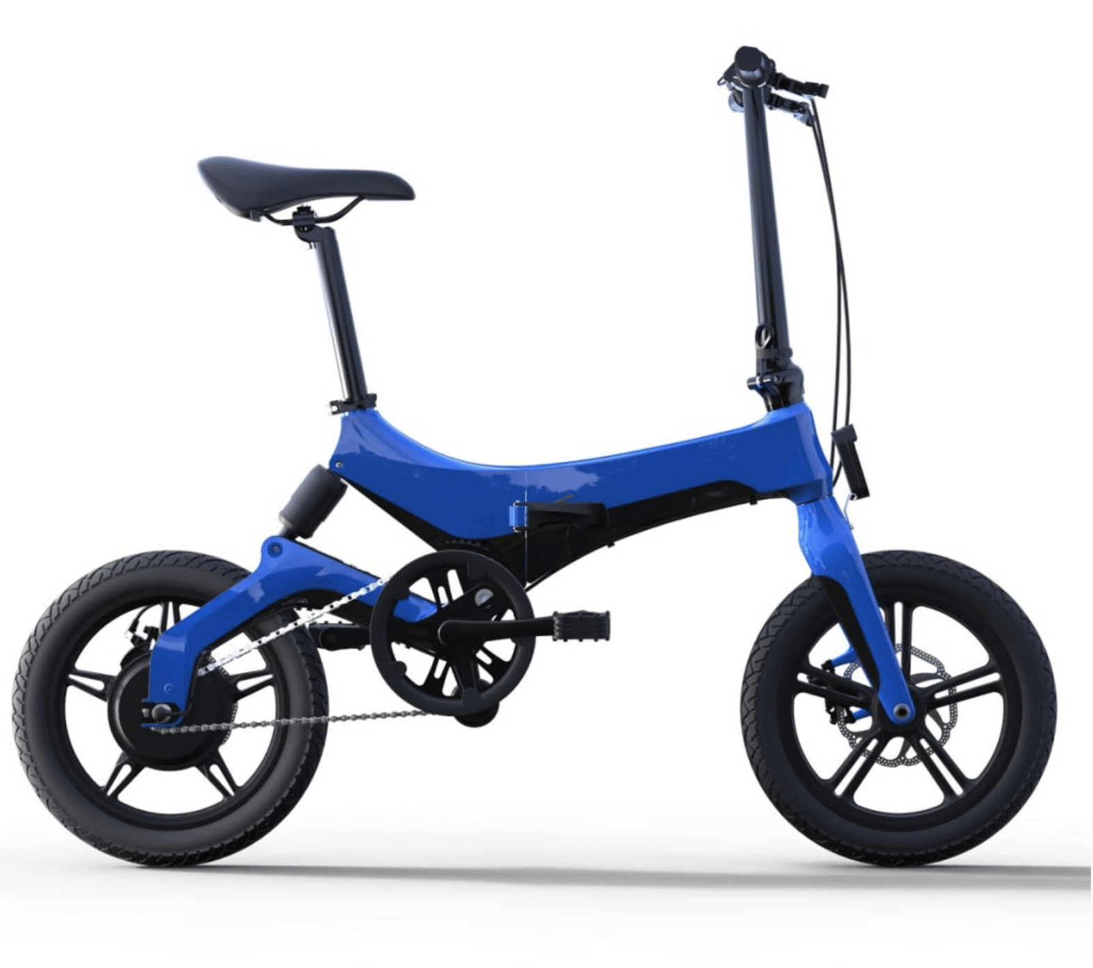 Electric Sports Bike >> 2019 Portable Folding Electric Bike Onebot Sport S6 Cycle