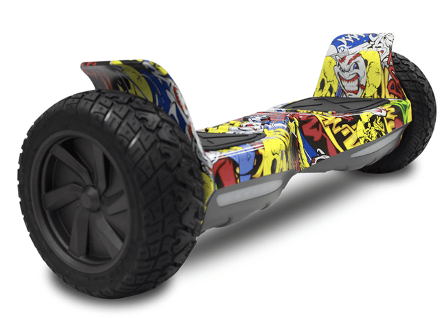 App Enabled All Terrain Hummer HoverBoard Segway - Segwayfun