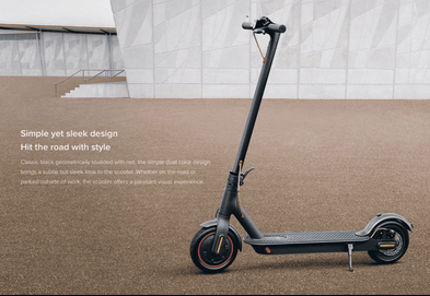 Xiaomi Mijia Electric Folding Scooter 1S - 2020 - Segwayfun