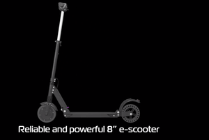Iconbit Tracer Adjustable Electric Folding Scooter for sale - Segwayfun