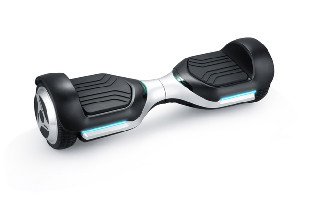 Swift - The Only Fireproof 6.5 Hoverboard with UL Certified Shell - SWEGWAYFUN