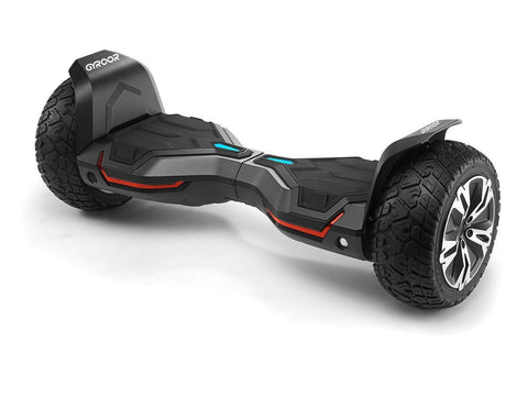 WARRIOR, THE STRONGEST SWEGWAY HOVERBOARD IN THE WORLD WITH METAL CASE, ALL TERRAIN OFF ROAD HOVERBOARD WITH APP - Segwayfun