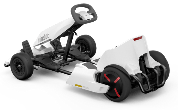 Ninebot by Segway Electric Gokart: The Coolest Gokart Ever -  Black Friday Offer