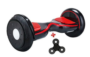 2017 10 Inch Black, Red App Controlled Self Balancing Hoverboard ___ for Sale in UK with UL Certification + Fidget Spinner in 20% 2017 Black Friday Offer - Segwayfun