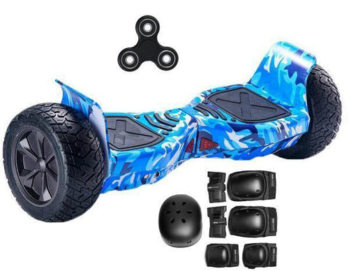 2018  APP ENABLED Segway Hummer All Terrain Extreme Hoverboard for Sale + Protective Set