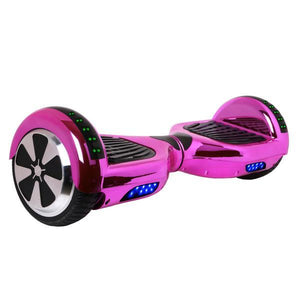 Pink Disco Classic Hoverboard with Bluetooth Speaker - Segwayfun