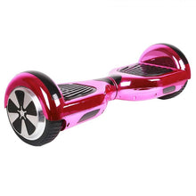 Load image into Gallery viewer, 2019 APP ENABLED PINK Chrome Hoverboard with Bluetooth Speaker - 30% sale Offer - Segwayfun