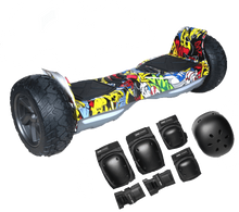 2018 APP ENABLED Hummer All Terrain Extreme Hoverboard + Protective Set - 30% Xmas sale - Segwayfun