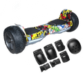 All Terrain Extreme Hummer Hoverboard + Protective Set - SWEGWAYFUN