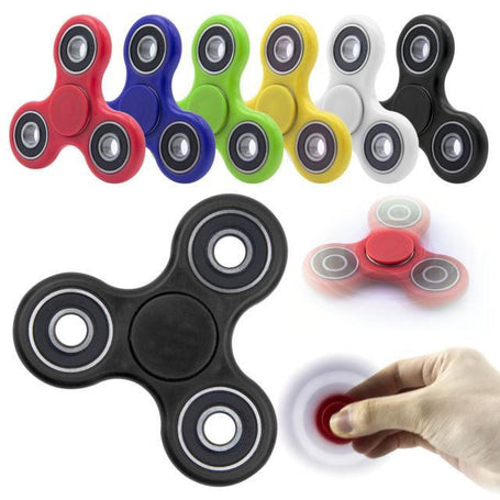 Classic Fidget Spinner - Must Have For EDC Stress Relief ADHD - Segwayfun