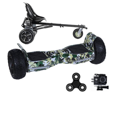 2017 Stylish All Terrain Hoverboard Xtreme Segway Hoverboard/Hoverkart Bundle Deals UK for Sale + Fidget Spinner with 20% Offer
