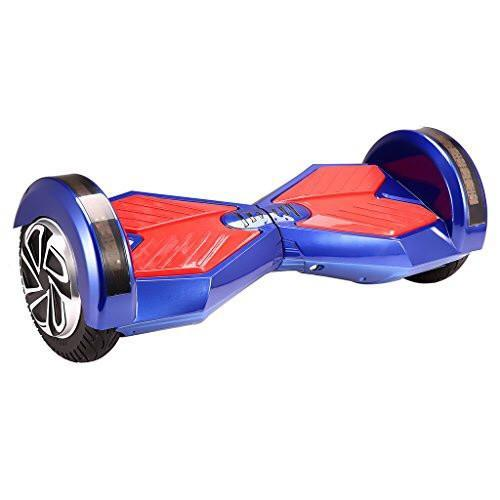 8 Inch Stylish Blue Segway Bluetooth Speaker Lamborghini Hoverboard - 30% Black Friday Offer - Segwayfun