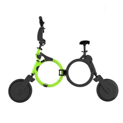 World Lightest & Fastest Electric Folding Foldable Bike Scooter Sale in UK - Glassbike with 30% Offer