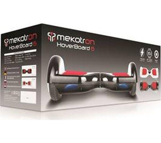 CURRY'S ICONBIT Mekotron Hoverboard - White - Segwayfun