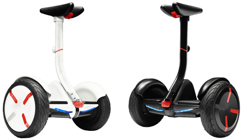 ninebot by segway electric scooter mini plus mini. Black Bedroom Furniture Sets. Home Design Ideas