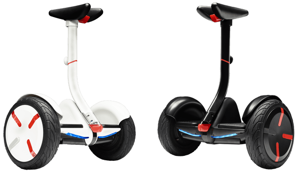 Ninebot By Segway Electric Scooter Mini Plus Mini Pro Elite