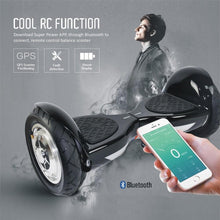 10 Inch Red ___ Hoverboard with Mobile App Control for Sale UK in 25% 2017 Black Friday Offer - Segwayfun