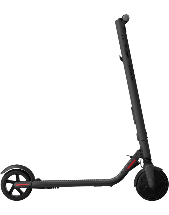 Electric KickScooter by Ninebot Segway - ES2 Folding Electric Scooter - Segwayfun