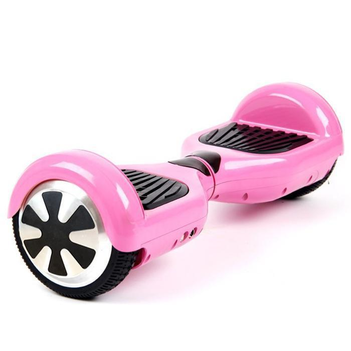 Pink Classic Bluetooth Hoverboard 6.5