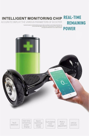 2017 10 Inch UL Certificated Safe Hoverboards Segway for Sale in UK with App Controlled + Fidget Spinner