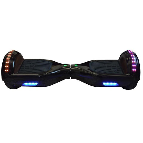 Stylish Black Class Disco 6.5 Inch Segway Hoverboard for Sale UK with UK Charger + Samsung Battery in 20% Offer