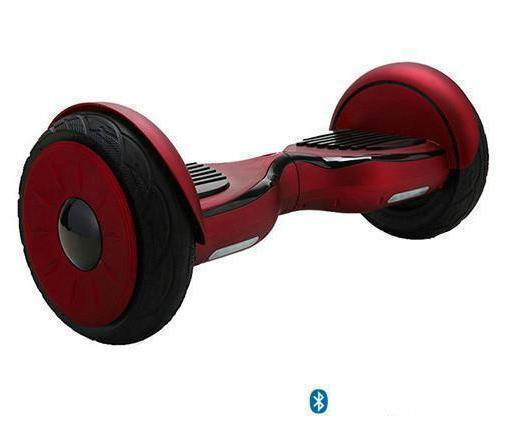New 10 Inch Red App Controlled Self Balancing Hoverboard Segway for Sale in UK + Fidget Spinner - Segwayfun