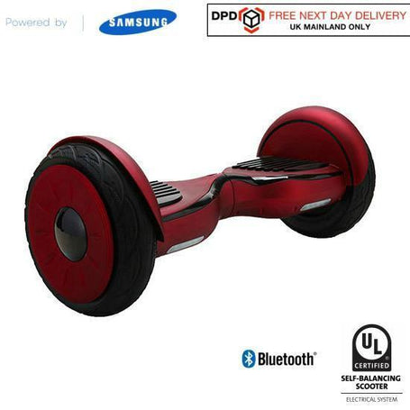 2017 Off-road  Red 10 inch Hoverboard Segway with App control Hoverkart Bundle Deals UK for Sale + Fidget Spinner with 20% Offer - Segwayfun
