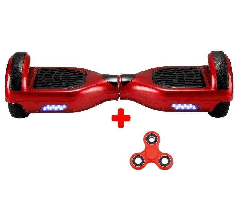 Red Segway Hoverboard for Sale , Classic 6.5 Inch Segway with Samsung Battery