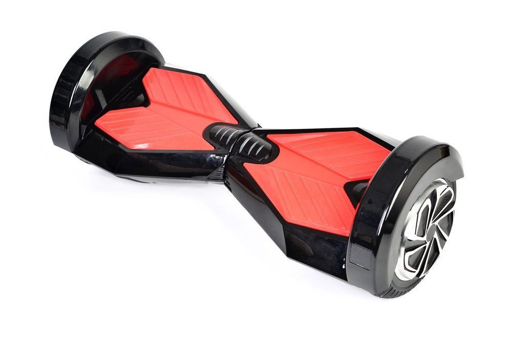 BLACK SWEGWAY HOVERBOARD LAMBO EDITION 8  WITH BLUETOOTH   Segwayfun