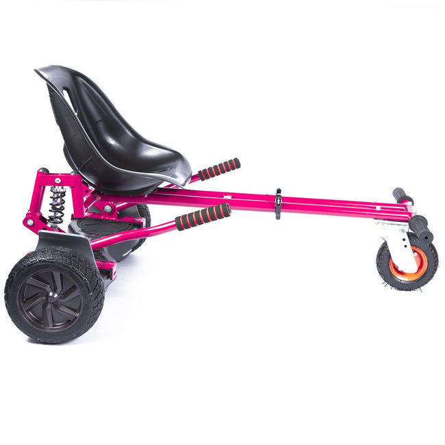 Drifter-X Swegway HoverKart Seat - Hoverboard Seat With Suspension, Suitable For All Swegway Hoverboards - Segwayfun