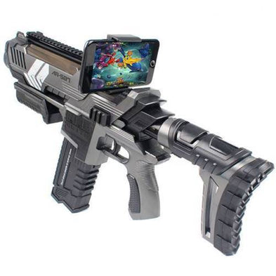 2019 - Bluetooth Enabled AR Soft Bullets Water Crystal Paintball Gun Rifle Toy - SWEGWAYFUN