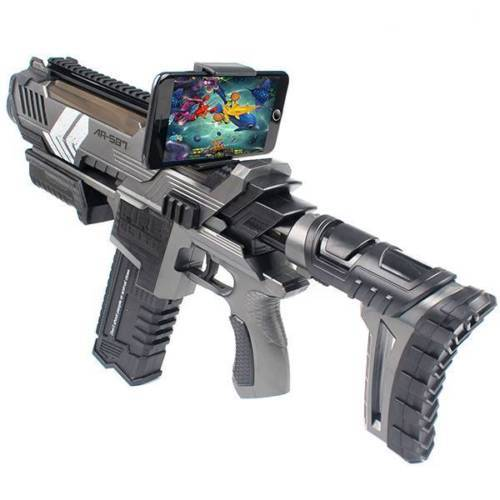 2019 - Bluetooth Enabled AR Soft Bullets Water Crystal Paintball Gun Rifle Toy - Segwayfun