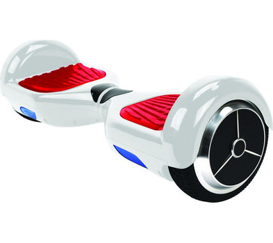 CURRY'S ICONBIT Mekotron White Hoverboard Segway - SWEGWAYFUN