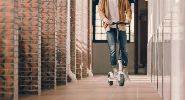 2020 Xiaomi Mijia Electric Folding Scooter 1S - SWEGWAYFUN