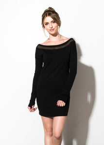 Modal Sweatshirt Dress