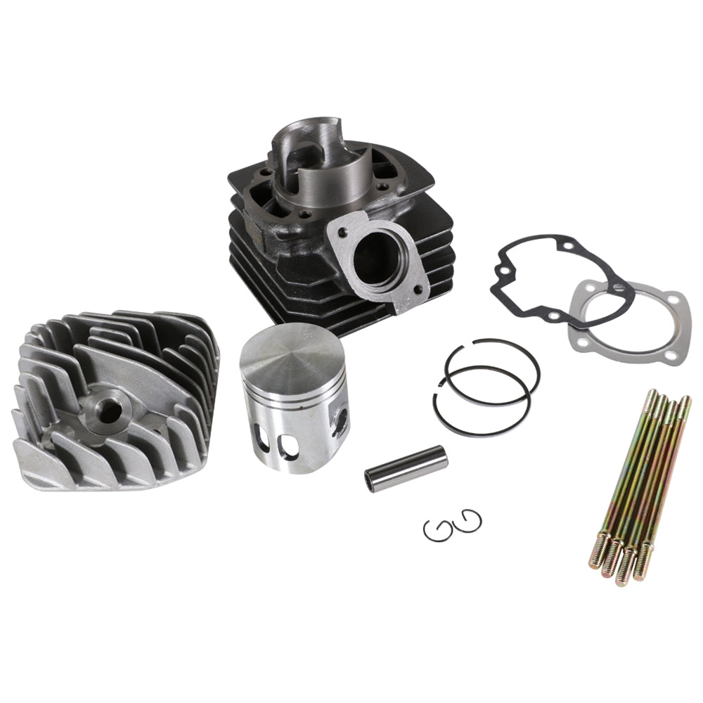 NCY Elite / DIO 82cc 50mm Cylinder Kit - ScooterSwapShop
