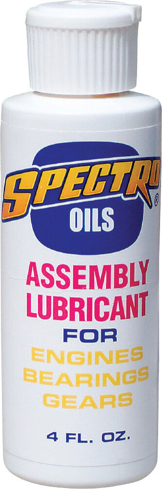 Lucas spectro assembly lube