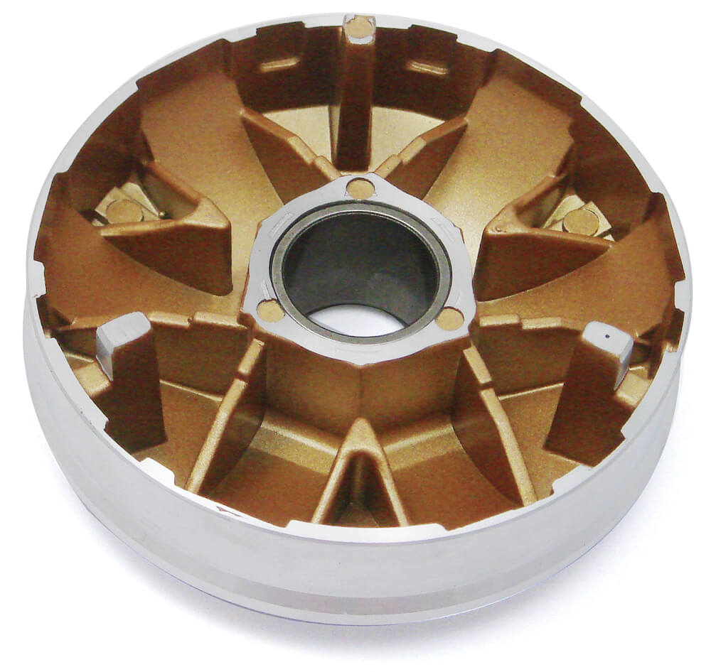 "NCY Dio / QMB139 ""Golden"" Pulley"