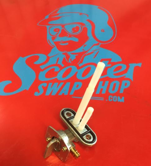 Prebug Manual Fuel Valve / Petcock - ScooterSwapShop